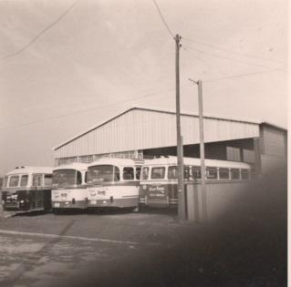 Bus roger brunel noir et blanc