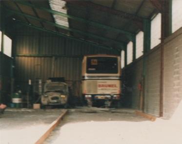 Bus voyages brunel